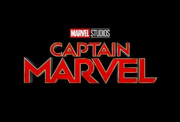 Nova logo do filme Capitã Marvel