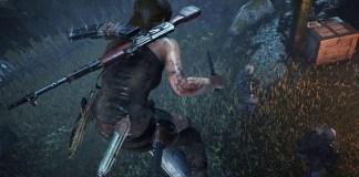 Foto do jogo Rise of Tomb Raider para PS4