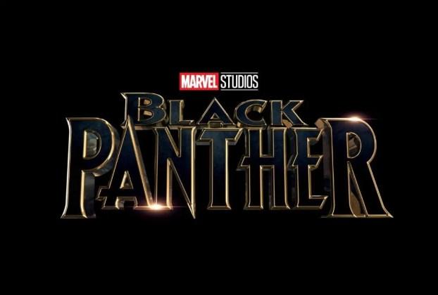 Nova logo do filme Pantera Negra