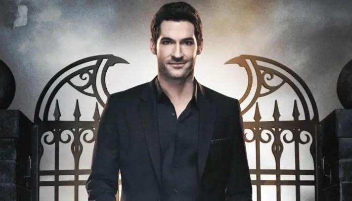 Imagem promocional da 2ª temporada de Lucifer
