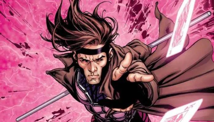 Imagem do personagem Gambit