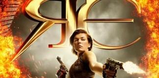 Resident Evil 6 banner promo