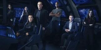 Imagem promocional de Agents of Shield