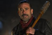 Negan, líder do grupo salvadores em The Walking Dead