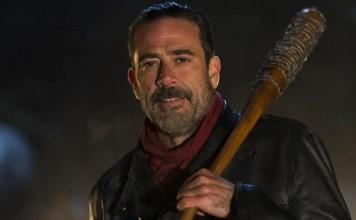 Negan, líder do grupo salvadores em The Walking Dead