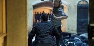 Imagem de Danny Rand, o Punho de Ferro. Série produzida pela Netflix