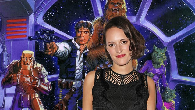 Pheobe Waller-Bridge entra para o elenco do filme Han Solo