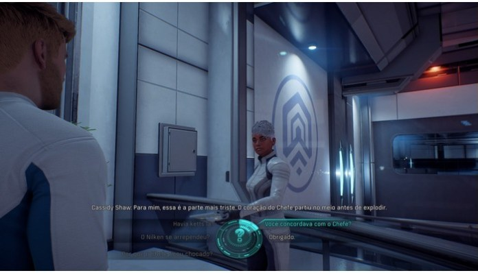 Mass Effect Andromeda screenshot 8