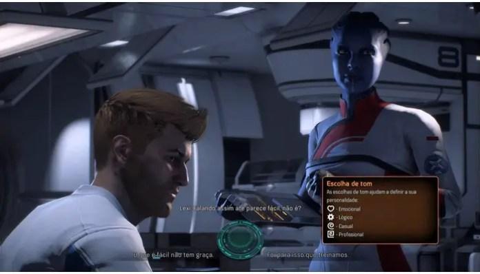Mass Effect Andromeda screenshot 5