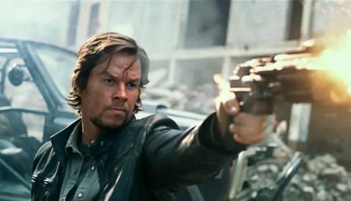 Mark Wahlberg em Transformers: O Último Cavaleiro