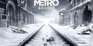 Imagem de divulgação de Metro Exodus