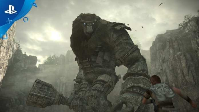 Remake de Shadow of the Colossus estará na Playstation Plus de março de 2020