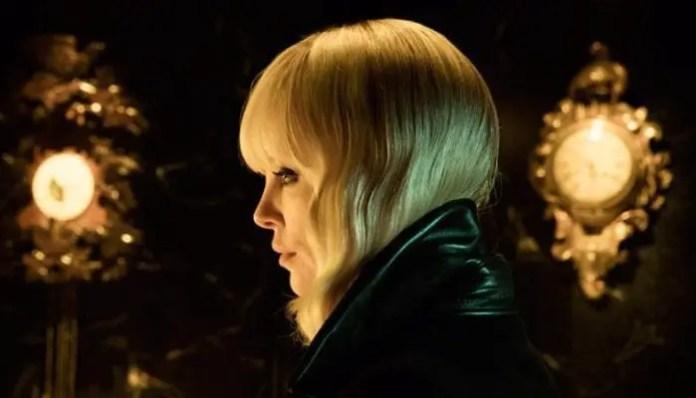 Imagem do filme Atômica, com Charlize Theron