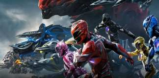 Banner Power Rangers