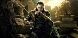 Tom Hiddleston em Thor: Ragnarok