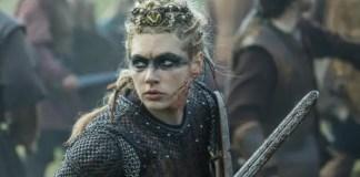 Lagertha na 5ª temporada de Vikings