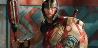 Thor Vingadores: Guerra Infinita
