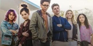 Imagem da série Os Fugitivos