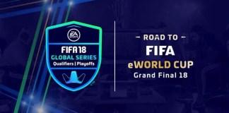 FIFA 18 - FIFA eWorld Cup 2018