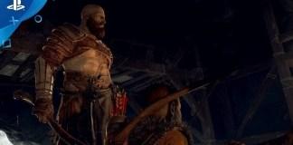 God of War - Trailer Paris Games Week