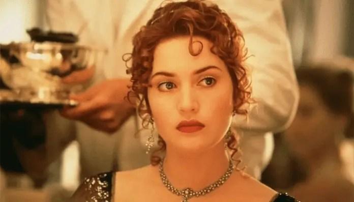 Imagem de Kate Winslet em Titanic