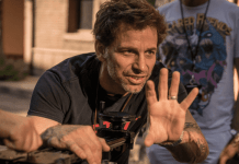 Imagem do diretor Zack Snyder