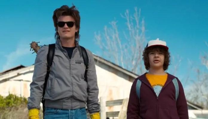 Imagem promocional da 2ª temporada de Stranger Things
