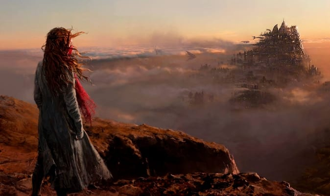 Arte conceitual de Mortal Engines