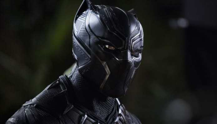 Imagem promocional do filme Pantera Negra