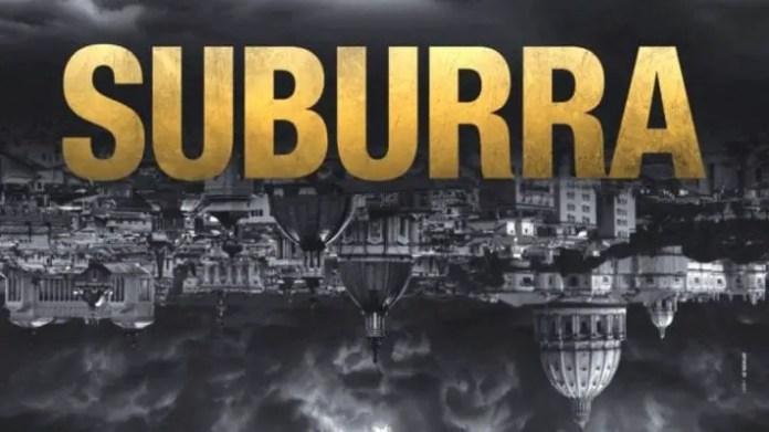 Imagem promocional de Suburra