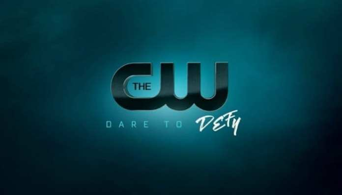 Logo do canal CW