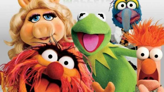 Imagem promociona de Os Muppets