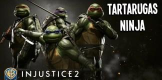 Injustice 2 – Tartarugas Ninja
