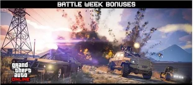 Semana de Batalha - GTA Online