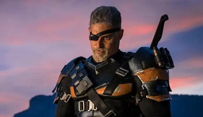 Imagem do ator Joe Manganiello como O exterminador
