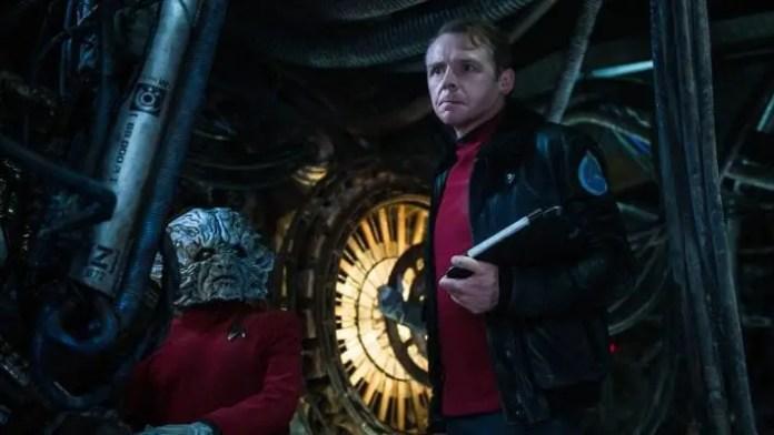 Simon Pegg em Star Trek anuncia que estará em Missão: Impossível