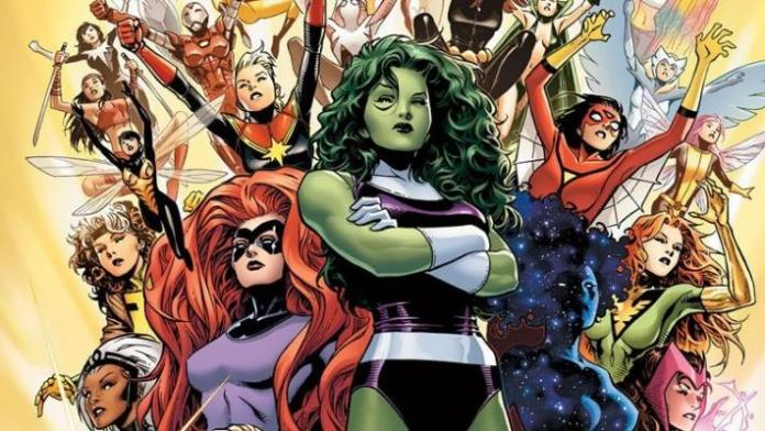 Imagem do The A-Force