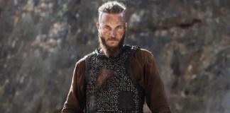Travis Fimmel em Vikings