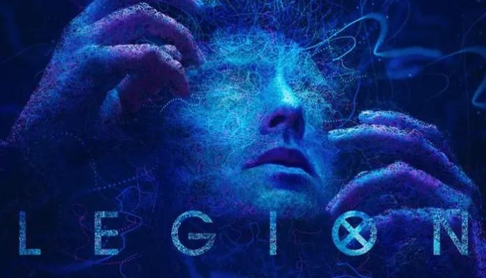 Imagem promocional da série Legion