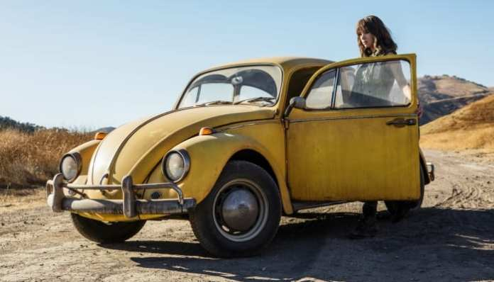 Imagem do filme Bumblebee