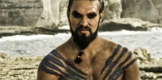 Khal Drogo em Game of Thrones