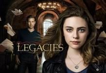 Imagem promocional da série CW