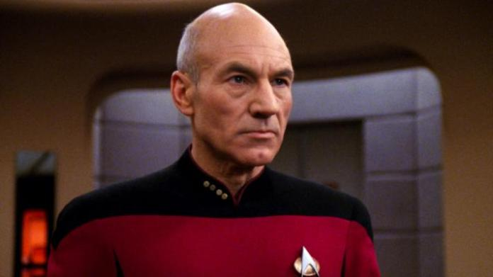Imagem promocional de Star Trek