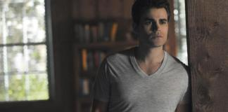 Paul Wesley em The Vampire Diaries
