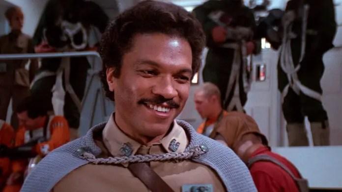 Billy Dee Williams como Lando