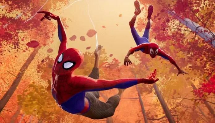 Imagem do filme Homem-Aranha no Aranhaverso