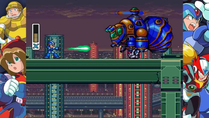 MegaManX Legacy Collection 1+2