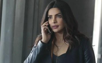 Priyanka Chopra na série Quantico