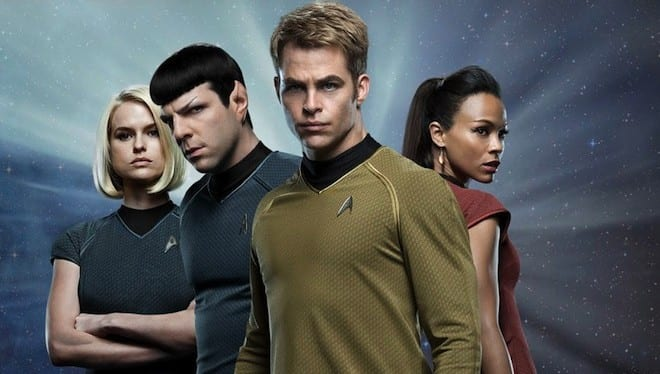 Elenco da atual franquia cinematográfica Star Trek