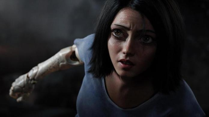 Imagem promocional de Alita: Anjo de Combate